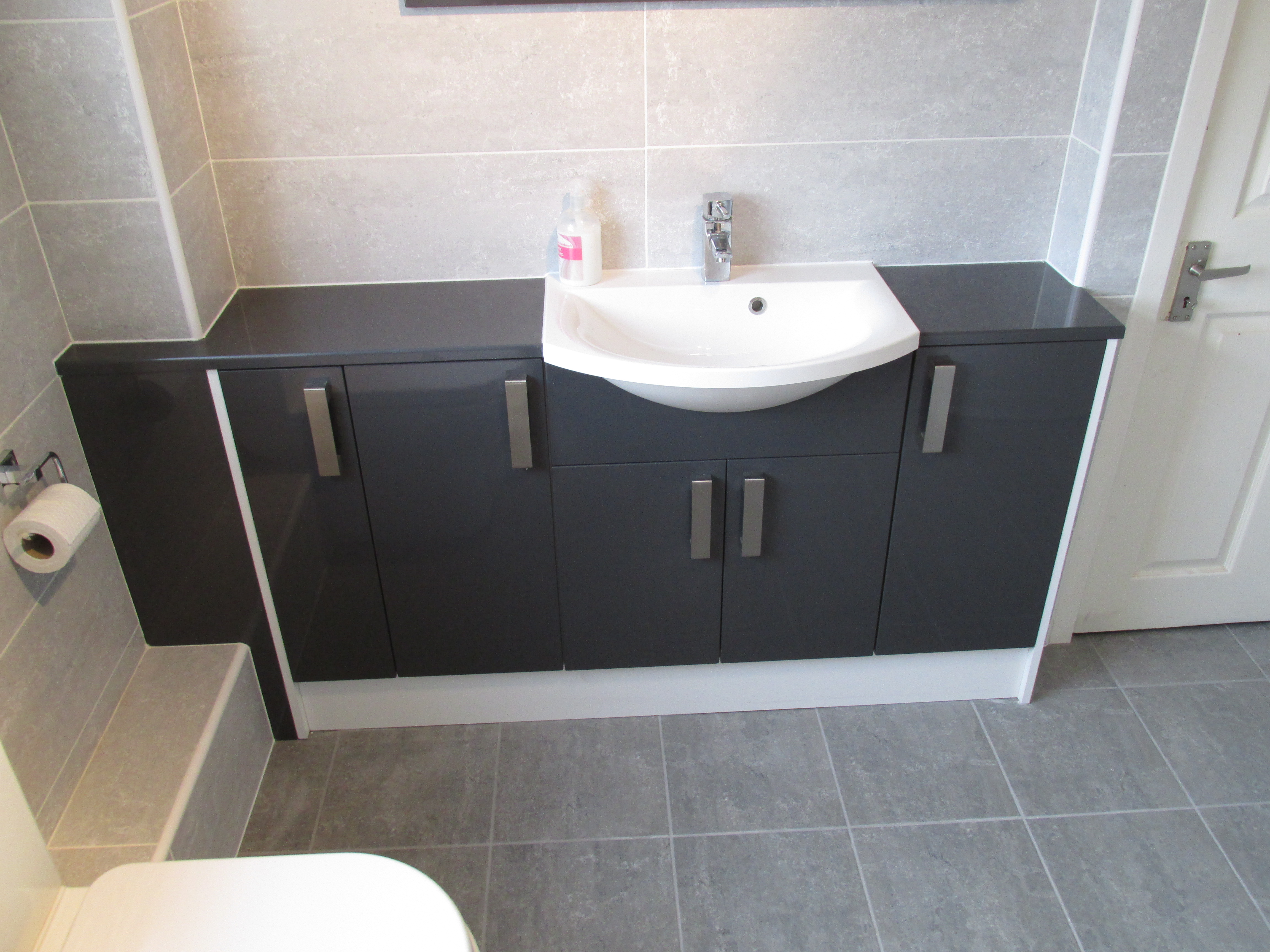 A Popular Choice For Our Customers Looking For Additional Storage In Their  Bathroom Is The Calypso Fitted Furniture. We Can Tailor The Combination Of  Units ...