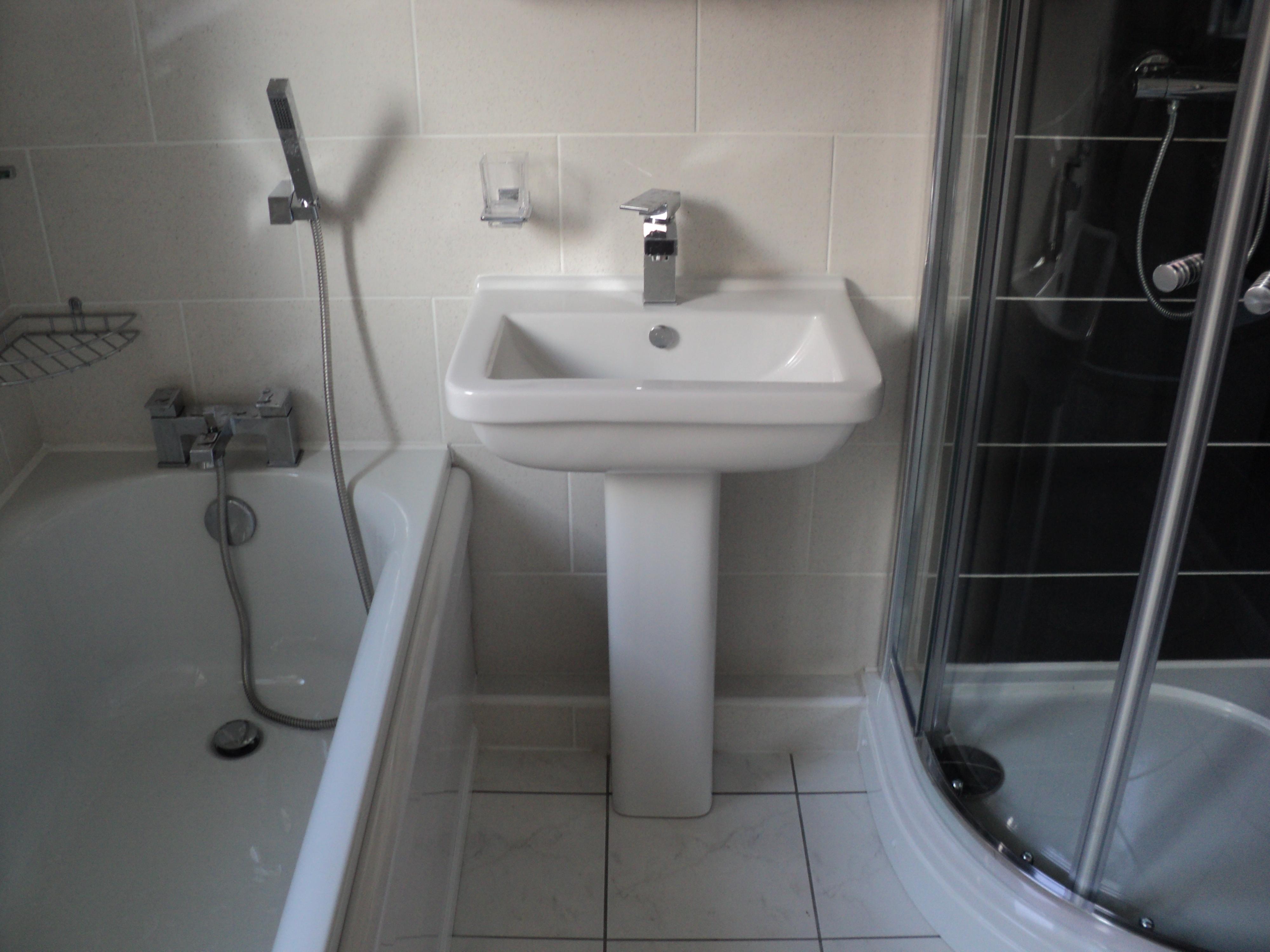 Inspirational Bathrooms: Bathroom Inspiration The Shower Quadrant